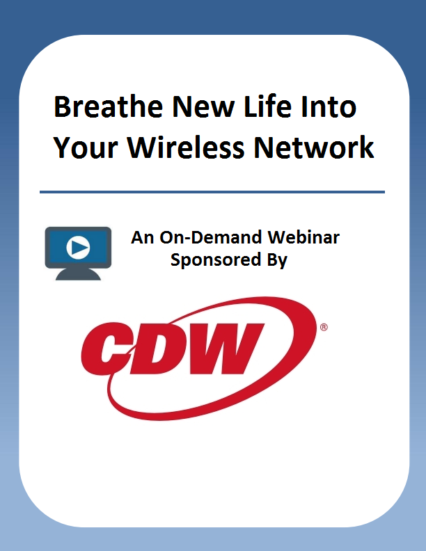 Breathe New Life Into Your Wireless Network