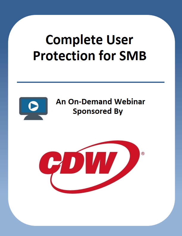 Complete User Protection for SMB