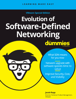 Evolution of Software-Defined Networking for Dummies