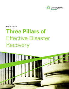 The Three Pillars of Effective Disaster Recovery