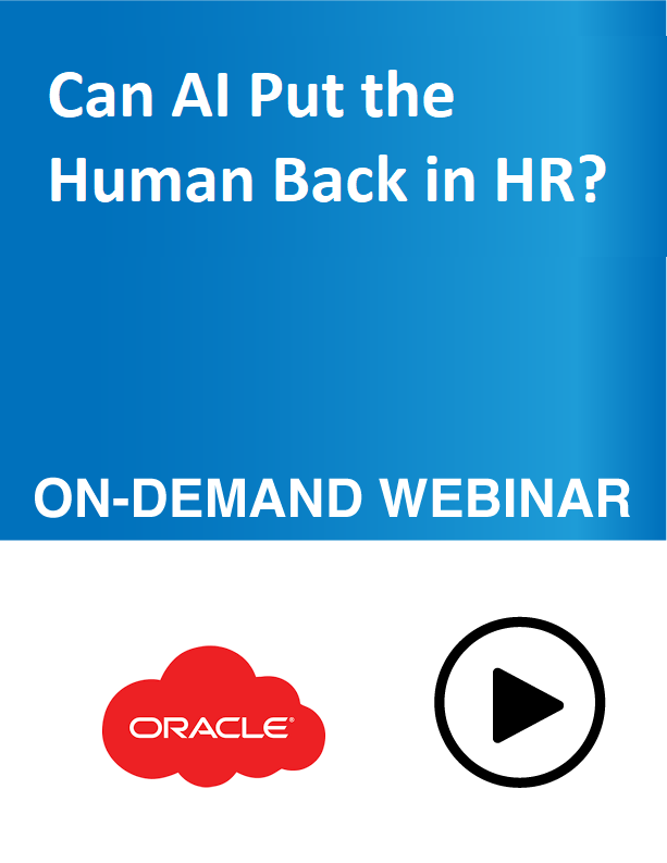 Can AI Put the Human Back in HR?
