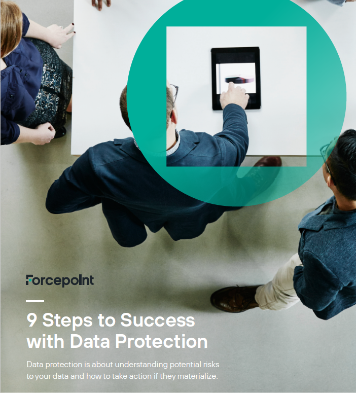 9 Steps to Success with Data Protection