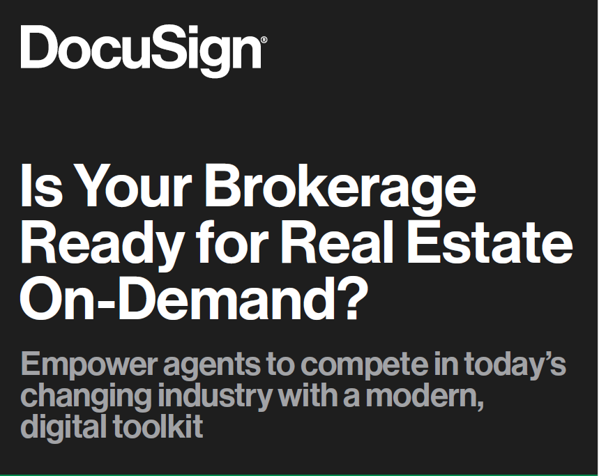 InfoGraphic – Is Your Brokerage Firm Ready for On-Demand Economy?