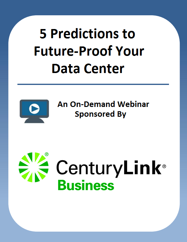 5 Predictions to Future-Proof Your Data Center