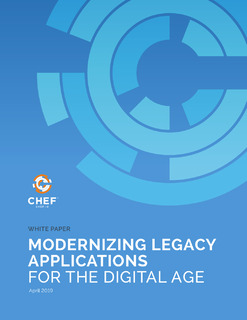 Modernizing Legacy Applications for the Digital Age
