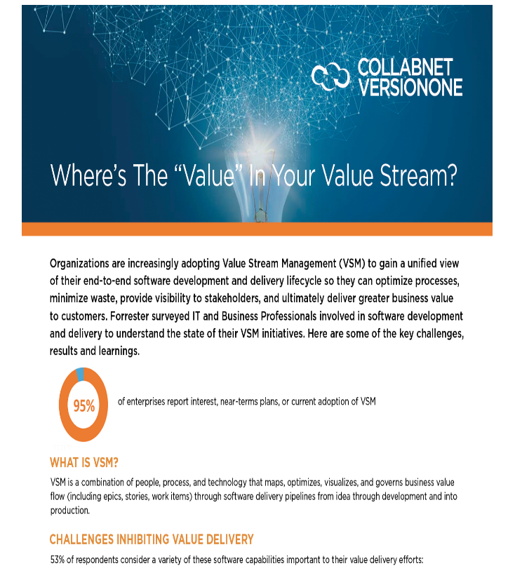 """Where's The """"Value"""" In Your Value Stream?"""