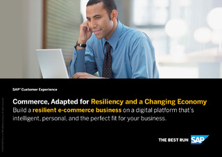 Commerce, Adapted for Resiliency and a Changing Economy