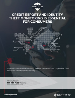 Credit Report and Identity Theft Monitoring Is Essential for Consumers