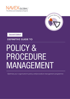 Definitive Guide to Policy and Procedure Management