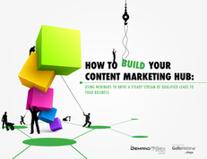 How to Build Your Content Marketing Hub
