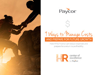 9 Ways to Manage Costs and Prepare for Future Growth