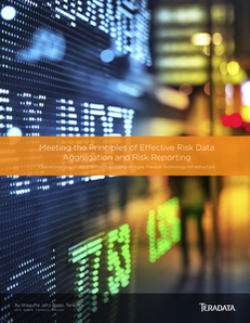 Meeting the Principles of Effective Risk Data Aggregation and Risk Reporting