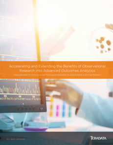 Accelerating and Extending the Benefits of Observational Research into Advanced Outcomes Analytics