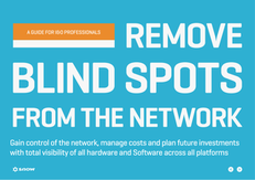 Remove blind spots from the network