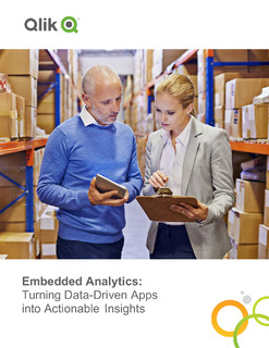 Embedded Analytics: Turning Data-Driven Apps into Actionable Insights