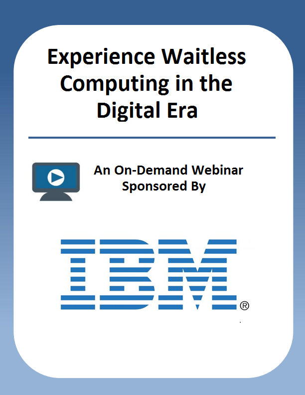 Experience Waitless Computing in the Digital Era
