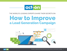 How to Improve a Lead Generation Campaign