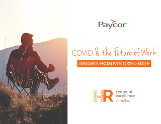 COVID & the Future of Work: Insights from Paycor's C-Suite