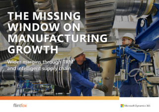 The Missing Window on Manufacturing Growth