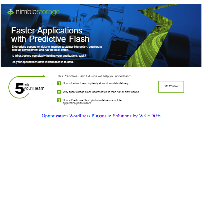 eGuide-Faster Applications with Predictive Flash