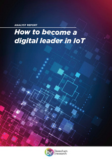 How to Become a Digital Leader in IoT
