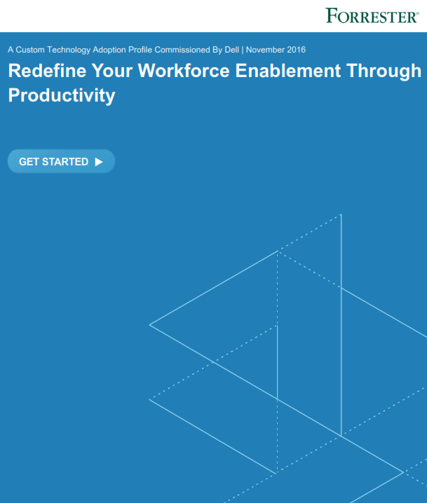 Redefine Your Workforce Enablement Through Productivity