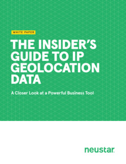 The Insider's Guide to IP Geolocation Data