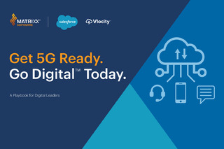 Get 5G Ready. Go Digital Today:  A Playbook for Digital Leaders