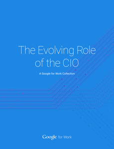 The Evolving Role of the CIO: Embracing Personal Technology and the Cloud