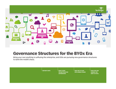Governance Structures for the BYO Era