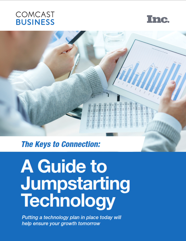 The Keys to Connection:  A Guide to Jumpstarting Technology