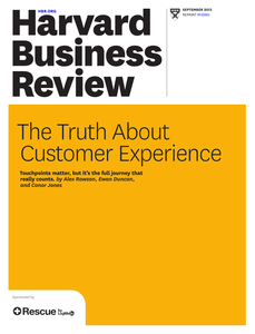 The Truth About Customer Experience