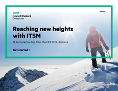 Reaching New Heights with ITSM