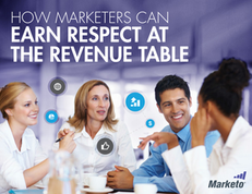 How Marketers Can Earn Respect at the Revenue Table
