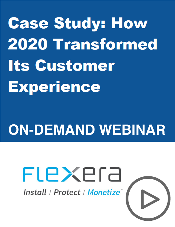 Case Study: How 2020 Transformed Its Customer Experience