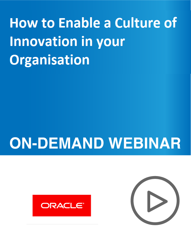 How to Enable a Culture of Innovation in your Organisation