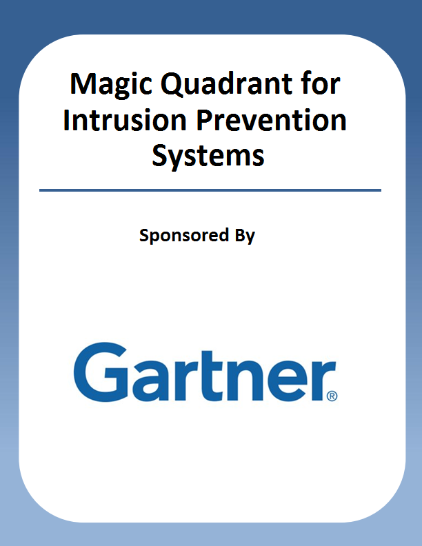 Magic Quadrant for Intrusion Prevention Systems