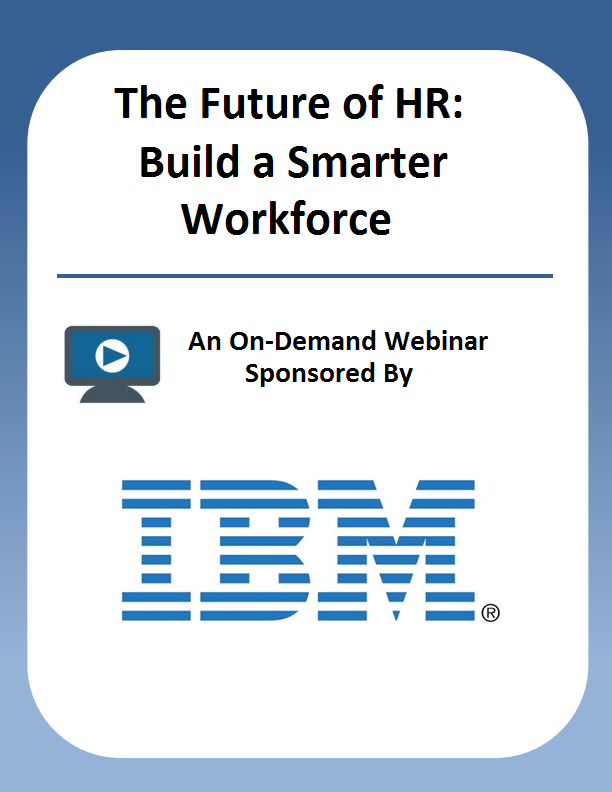 The Future of HR: Build a Smarter Workforce
