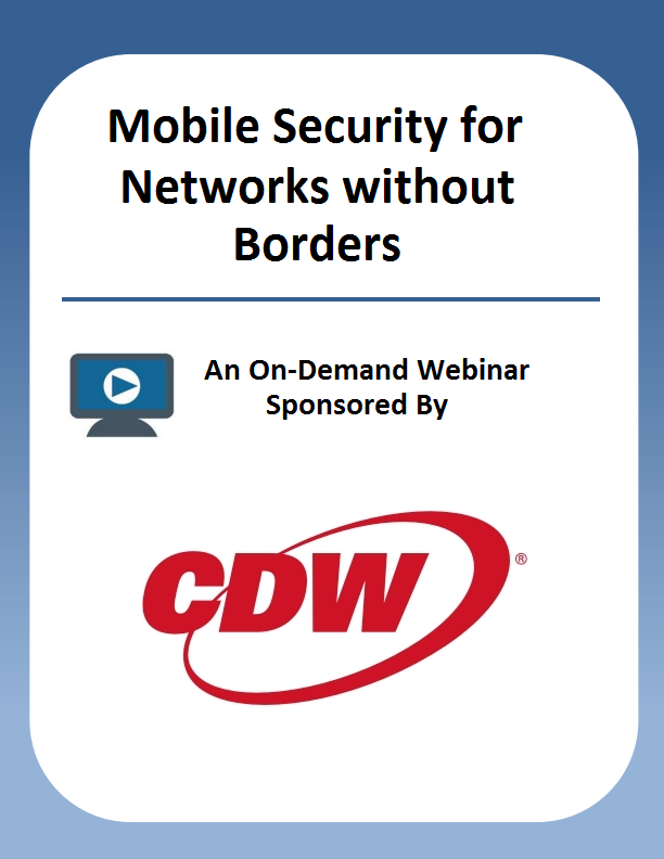 Mobile Security for Networks without Borders
