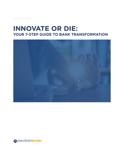 Innovate or Die: Your 7-Step Guide to Bank Transformation