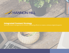 Integrated Content Strategy