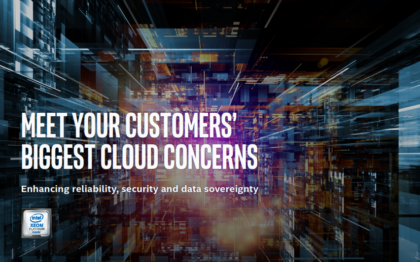 Meet Your Customers' Biggest Cloud Concerns