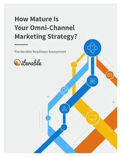 How Mature Is Your Marketing Strategy?