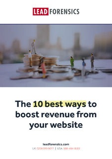 The 10 Best Ways To Boost Revenue From Your Website