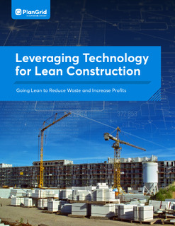 Leveraging Technology for Lean Construction