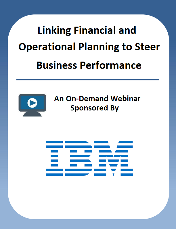 Linking Financial and Operational Planning to Steer Business Performance