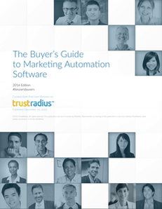 The Buyer's Guide To Marketing Automation Software
