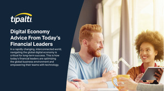 Digital Economy Advice From Today's Financial Leaders