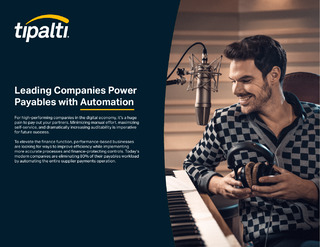 Leading Companies Power Accounts Payable with Automation