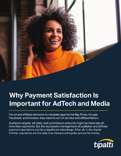 Why Payment Satisfaction Is Important for AdTech and Media